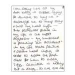 Princess Diana letter 'Charles plans to kill me'