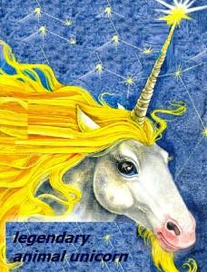 Legendary unicorn