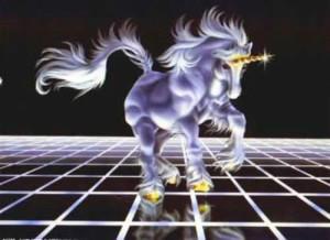 Inspirational unicorn
