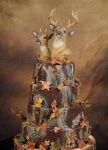 Creative Wedding Cakes