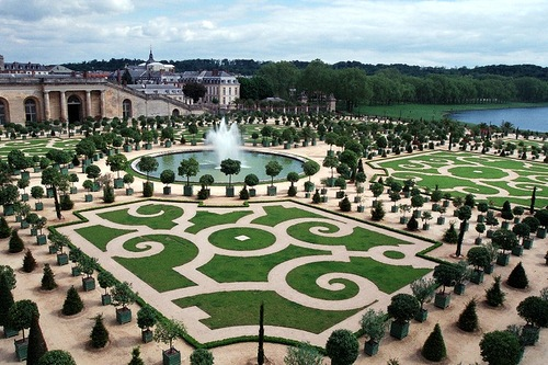 The Gardens of Versailles, France
