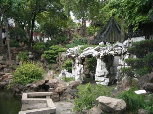 Yu Yuan Garden, Shanghai, China