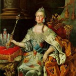 Alexei Petrovich Antropov's portrait of Catherine the Great