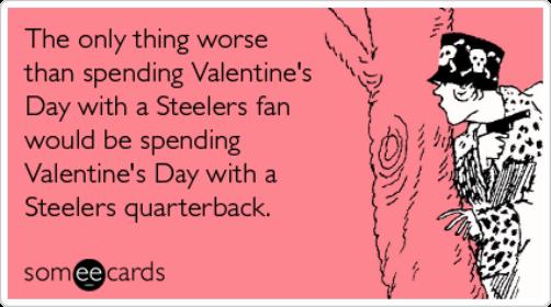 Spending Valentine's Day