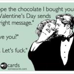 Cinical Anti Valentine someecard
