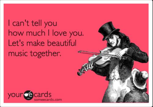 Let's make music together
