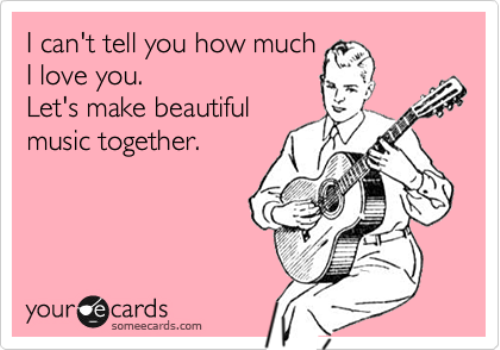 Hilarious Valentine's Day someecard