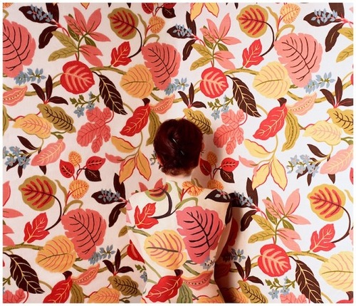 Beautiful Camouflage bodyart by Peruvian artist Cecilia Paredes