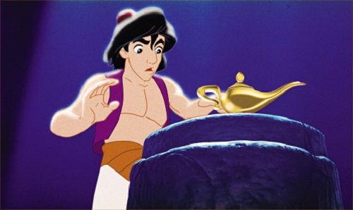 Character in Aladdin (1992 cartoon film)