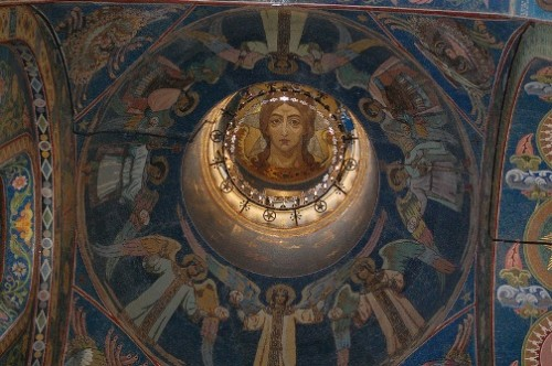 Face of Christ's twelve
