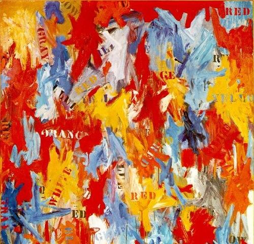 False Start by Jasper Johns