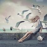 Beautiful photo fantasy by Kiev based photographer Kassandra