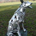 Beautiful Hubcap creatures by Ptolemy Elrington