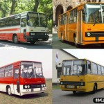 Ikarus Bus - Trip to the Past