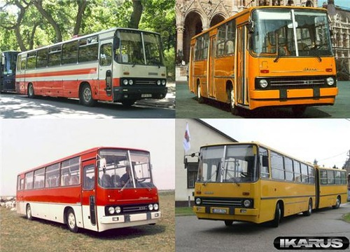 Ikarus Bus – Trip to the Past