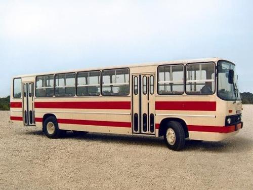Model Ikarus-Scania 259