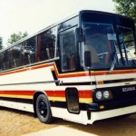 1972, Ikarus-Scania 664