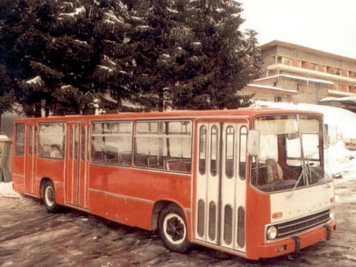 Popular in the USSR Hungarian bus