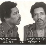 James Hendrix, arrested at Toronto International Airport airport in May 1969. In particular, after customs inspectors found heroin and hashish in his luggage