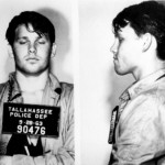 Jim Morrison, arrested for 1969 Miami concert incident. While attending Florida State University, police arrested Morrison for a prank, following a home football game