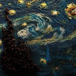 Kelly McCollam's salt spicy starry night