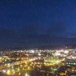 The view from above, Krasnoyarsk