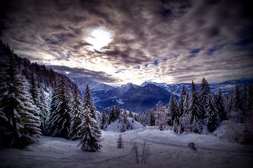 Landscapes by Swiss landscape photographer Gilles Ferrier