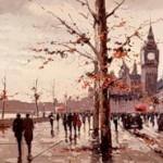 Watercolors London