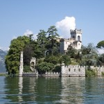 Beautiful Castle on the island Loreto