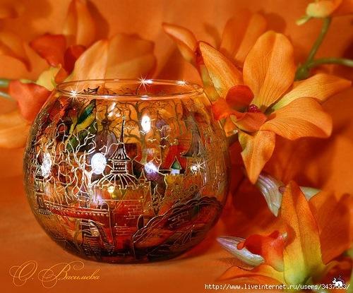 Glassart fantasy by Oksana Vasilyeva