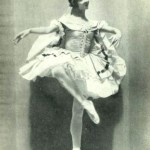 1915 photo of Olga Spessivtseva as Esmeralda