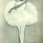 January 2, 1927, the dancer Olga Spessitseva