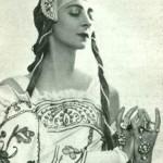 Princess Olga of Kiev. Olga Spessivtseva