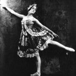 1922 photo from Life Magazine. Russian ballerina Olga Spessivtseva