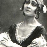 Beautiful Esmeralda, performed by Olga Spessivtseva