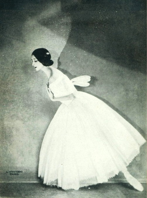 Giselle Olga Spessivtseva