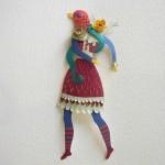 Fabulous Paper art by American artist Elsa Mora