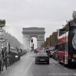 Parade of the occupiers on the Elysees – Paris, 1940, 2010