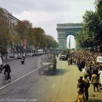 29 August 1944. Victory Parade – Paris, 2010