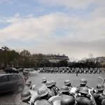 Occupants at the Arc de Triomphe – Paris, 1940, 2010