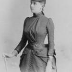 Photo of one of the most beautiful Russian women, Princess Zinaida Nikolaevna Yusupova