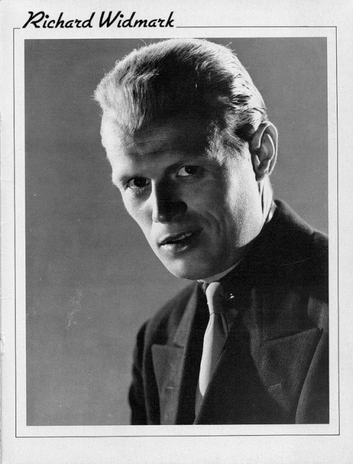 Hollywood Walk Of Fame part IV. Richard Weedt Widmark (December 26, 1914 – March 24, 2008)
