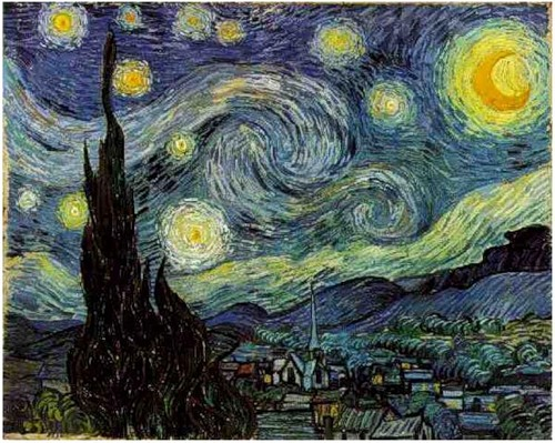 Iconic Starry Night