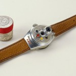 Steineck ABC Wristwatch Camera. Circa 1949, Germany.