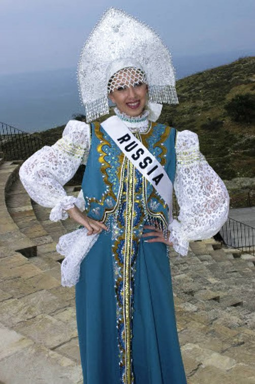 Svetlana Goreva, 2000