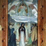 Mikhail Nesterov. The Ascension of Christ