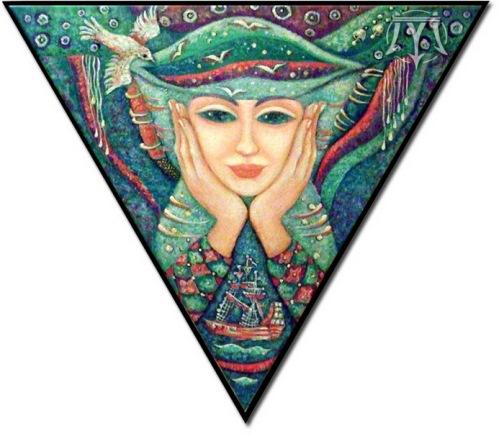 Beautiful Paintings by artist Marina Hinze