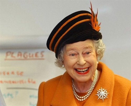 """And the most expensive """"hats"""" of the queen are her crowns"""