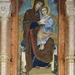 The Virgin and Child (The artist Viktor Vasnetsov)