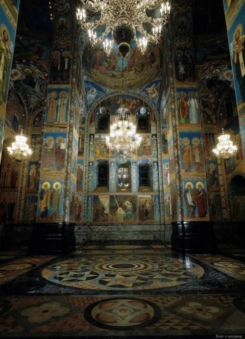 The central transept